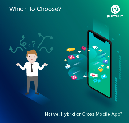 Native Apps, Hybrid Apps or Cross Mobile Apps? Which To Choose?