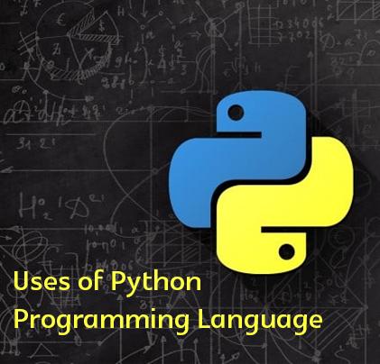 Uses of Python Programming Language