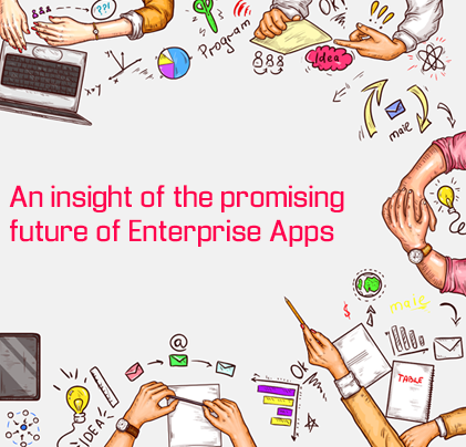 An insight of the promising future of Enterprise Apps