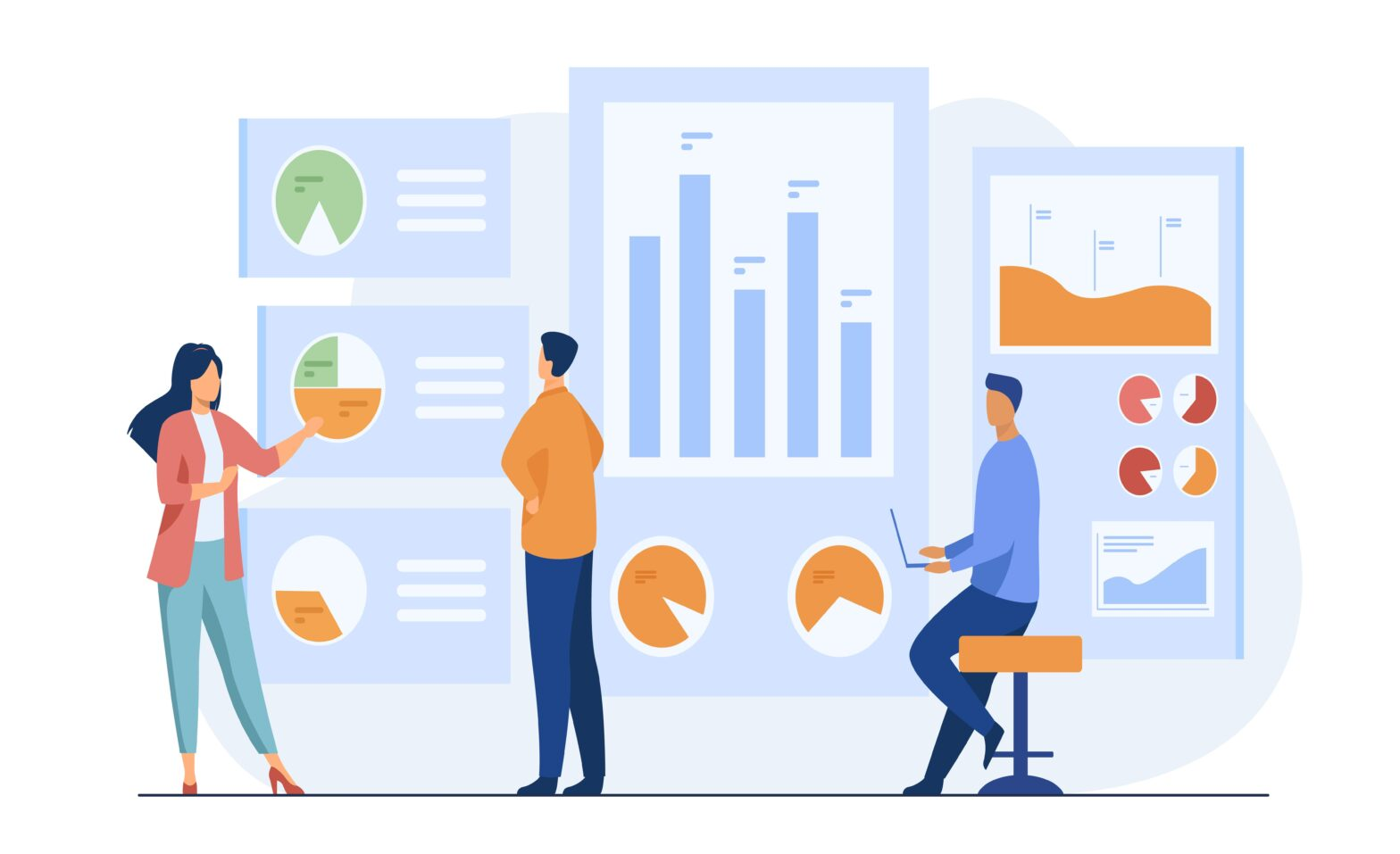 Sales analytics – A growth accelerator