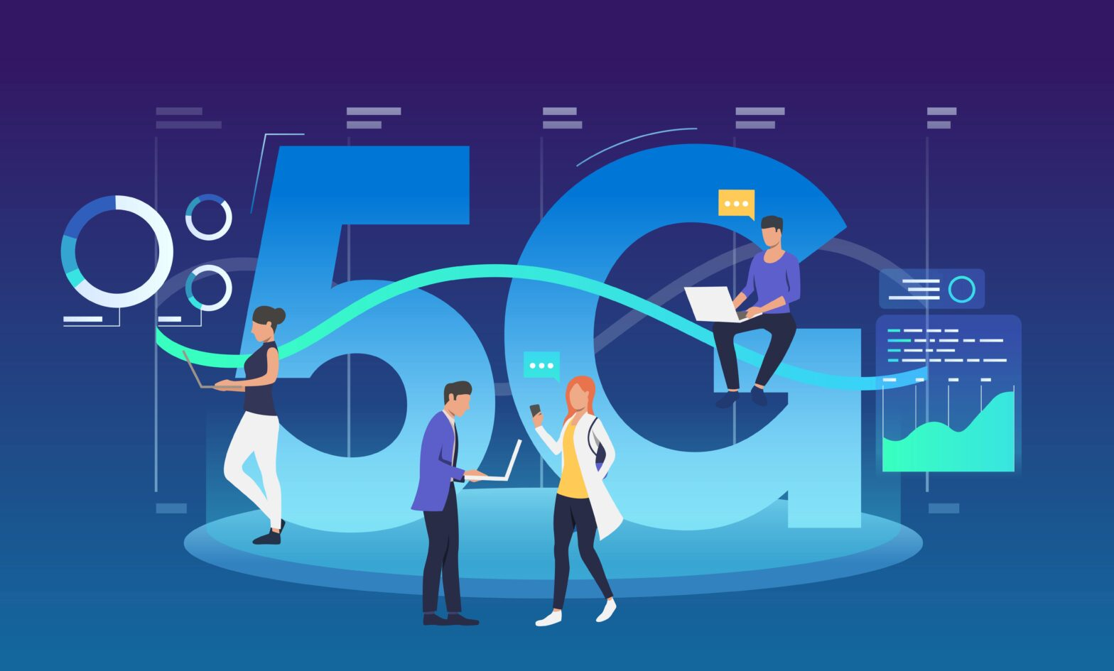 Software Infrastructure for 5G